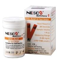 Strip Asam Urat Nesco / Strip urid acid nesco
