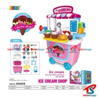 MAINAN ANAK CEWE - Ice Cream Shop. Mainan Anak Perempuan