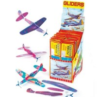 flying glider pesawat gabus era 90 an