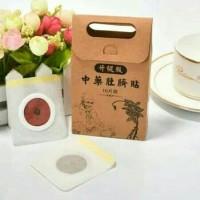 Koyo pelangsing perut / shou shen tie / isi 10 - ampuh untuk diet