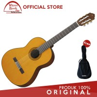 Yamaha Gitar Akustik C80 / C-80 / C 80 - NT + Softcase