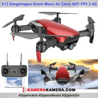 X12 Dongmingtuo Drone Mavic Air Clone WiFi FPV 2.4G