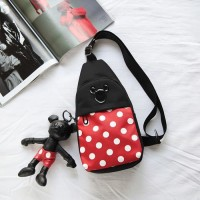 Mickey Mouse Minnie Mouse kids bodypack chest bag tas anak selempang