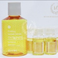 Blithe patting splash mask - energy yellow citrus & honey 20mL