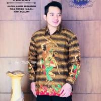 Kemeja Baju Batik Hem Pria Asli Solo Berkualitas Jejaka