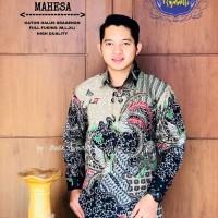 Kemeja Baju Batik Hem Pria Asli Solo Berkualitas Mahesa