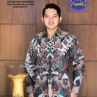 Kemeja Baju Batik Hem Pria Asli Solo Berkualitas Bhamakerta