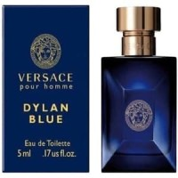 Parfum Original Versace Dylan Blue for Men EDT 5ml (Miniatur)
