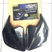 handguard/knuckle karbon yamaha nmax