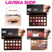 Foccalure eyeshadow 18 colors palette/Focallure eyeshadow/warna