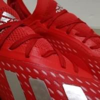 Sepatu Bola Soccer Adidas X 18 1 Next Gen Crazy Red FG