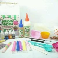Squishy Maker A/ Squishy DIY Kit/ Espak Soft Murah Cheap