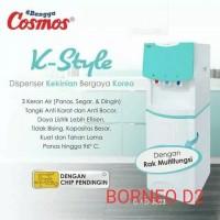 dispenser tinggi cosmos 3 kran cwd-5603