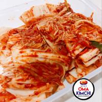 Fresh Korean Kimchi Sawi Baechu Kimchi per 150g HALAL Authentic