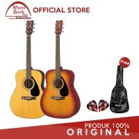 Yamaha Gitar Folk F310 / F 310 (Tersedia 2 Warna) + Softcase & 2 Pick