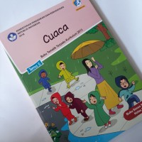 Buku tematik , Cuca,tema 5 kelas 3 sd/ mi