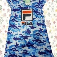 Baju Dress Anak Perempuan FILA Biru | 3 DS-026