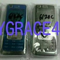 Casing/Kesing Fullset/Full Set Nokia 6120C 6120 C Classic ORI Cina