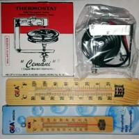 Thermostat Cemani dan Thermometer Plus