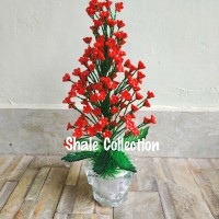 Bunga hias artificial sakura Mr