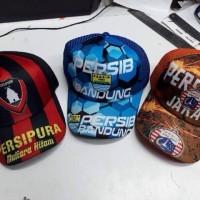 Topi Club Klub Bola Persija PErsib Persipura Grade Ori Lokal Jersey