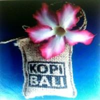 Best seller !!! kopi bali parfum pengharum mobil biji kopi pewangi