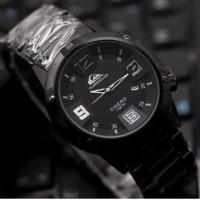 jam tangan ripcurl full black