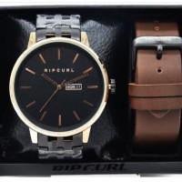 jam tangan ripcurl gold