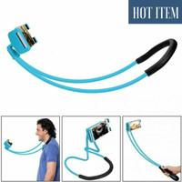 Lazy pod holder leher / lazy neck holder HP / lazypod leher