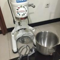 Sinmag Mixer Adonan Roti kap. 10 Liter Planetary SM-101
