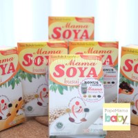 TERMURAH Mama Soya Asi Booster Vanilla Coklat Ready Stock - Vanilla