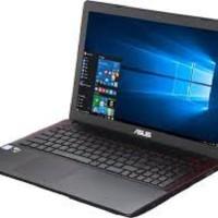 ASUS X550VX-XX106D I7-6700HQ RAM 4GB HDD 1TB GTX 950-2GB RESMI