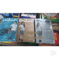 Original 3 Novel Pidi Baiq (Dilan 1, Dilan 2 dan Milea)