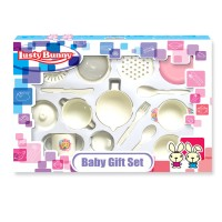 Baby Gift Set Lusty Bunny Feeding Set 15in1 Food Maker Food Processor