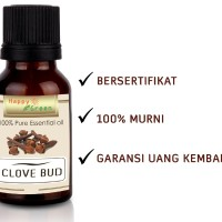Happy Green Clove Bud Essential Oil (80ml) Minyak Atsiri Bunga Cengkeh