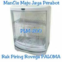 Rak Piring Rovega PALOMA PLM-200