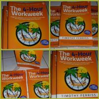 jual buku the 4 hour workweek tim ferris Original