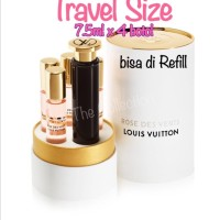 TRAVEL SIZE SET PERDANA 7.5ml x 4 botol Parfum LV EDP Original Louis