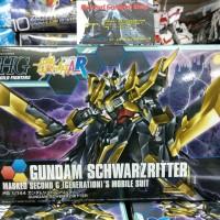 HG Gundam Schwarzritter