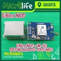 UBlox NEO 6M V2 GPS Module GY GPS6MV2
