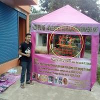 Tenda Cafe 2x3 meter