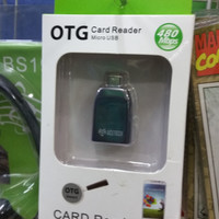 OTG CARD READER MICRO USB ACETECH