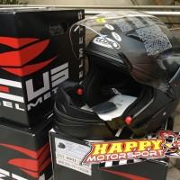 New Arrival!! Helm clip on model nolan n44 merk  Zeus ZS-611C