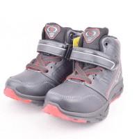 Sepatu Olahraga Anak Homyped Marvel 02 Black Tanpa Hadiah