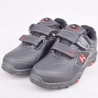 Sepatu Olahraga Anak Homyped Astro 01 Black Tanpa Hadiah