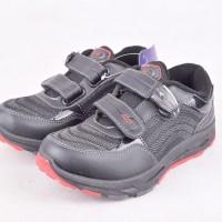 Sepatu Olahraga Tanggung Homyped Marvel 01 Black Tanpa Hadiah