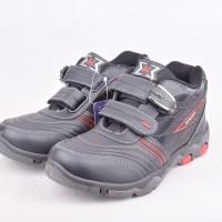 Sepatu Olahraga Tanggung Homyped Reynand 02 Black Tanpa Hadiah