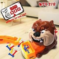 TERMURAH BEWARE OF THE DOG Bad Dog Running Man Games Mainan Anak Bad