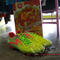 sepatu bola specs swervo dragon fg hijau