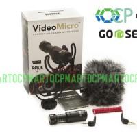 Mic RODE Video Micro Microphone Videomicro kamera Dlsr Mirrorless